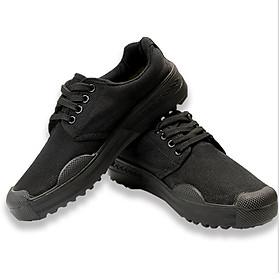 Giày phượt thủ leo núi, đi rừng (đen) đủ size từ 35-45 cho cả nam và nữ
