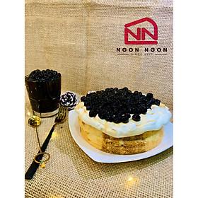[Chỉ Giao HCM] - Bánh Trà Sữa Trân Châu Đường Đen 16cm