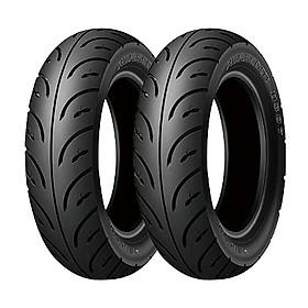 Cặp vỏ, lốp xe máy Dunlop cho SH Mode 80/90-16 và 100/90-14 gai D307