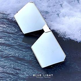 Kính Râm, Kính Mát Vuông To Tráng Gương Cá Tính Hàn Quốc - BLUE LIGHT SHOP