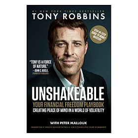 [Download Sách] Unshakeable : Your Financial Freedom Playbook Creating Peace Of Mind In A World Of Volatility (Step-By-Step Guide To Money Mastery)