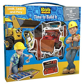Bob the Builder Look, Learn and Play: Time to Build