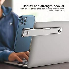 Xiaomi 1 cái mới nhất Hỗ trợ đa màn hình Máy tính xách tay Giá đỡ bên cạnh kết nối điện thoại di động Giá đỡ màn hình Kẹp kéo dài giá đỡ điện thoại Giá đỡ bằng hợp kim