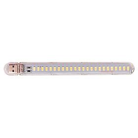 Đèn led 24 bóng siêu sáng cắm cổng ngõ usb để bàn 5V 12W (0.5w/1 bóng)