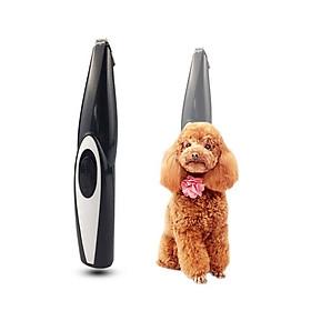 Tông đơ tỉa lông cho thú cưng sạc USB