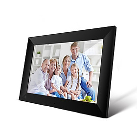 P100 WiFi Digital Picture Frame 10.1-inch 16GB Smart Electronics Photo Frame APP Control Send Photos Push Video Touch