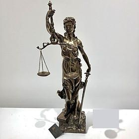 Decor Trang Trí Tượng nữ thần công lý DDB135