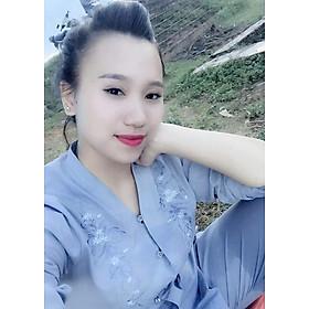 Áo Lam Đi Chùa - Bài Lai Tôn Màu Lam