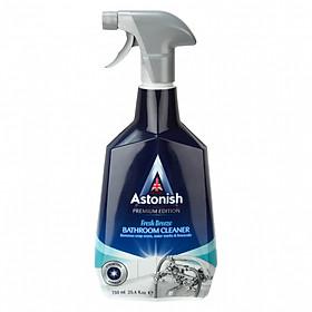 Bình xịt tẩy rửa nhà tắm Astonish C6710 _750 ml