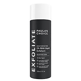 Tẩy Tế Bào Chết Paula's Choice Skin Perfecting 2% BHA Liquid (118ml)