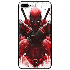 Ốp Lưng iPhone 7 Plus/ 8 Plus Deadpool