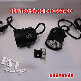 Đèn trợ sáng L4X SST-20 cao cấp nhập khẩu