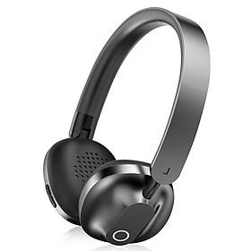 Tai nghe thể thao bluetooth chụp tai hiệu Baseus Encok D1 thế hệ mới  (Bluetooth 4.2, âm thanh sống động, pin 300mAh lên đến 8h nghe nhạc) - Hàng chính hãng