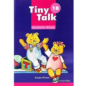 Tiny Talk 1: Student Book (B)
