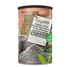 Sữa mè đen hữu cơ không chứa gluten không đường Vilson (400g /hộp)