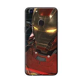 Ốp Lưng Dành Cho Oppo F5 - Iron Man Giả Tưởng