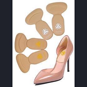 2 cặp lót giày chống tuột gót, chống trầy gót cực êm chân - buybox - BBPK09