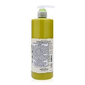 Dầu Xả Tinh Chất Lô Hội Aloe Vera 95% Soothing Hair Care Hair Conditioner Geo (500g)-1