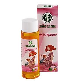 Nước Tắm Thảo Dược Cho Bà Bầu Và Mẹ Sau Sinh Bảo Linh,chiết xuất thảo dược,dùng siêu tiết kiệm