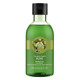Gel Tắm The Body Shop Olive (250ml)