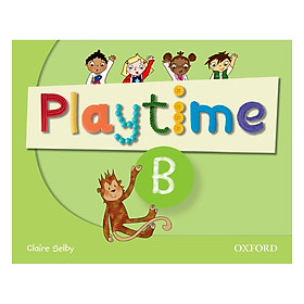 Playtime Level B Class Book