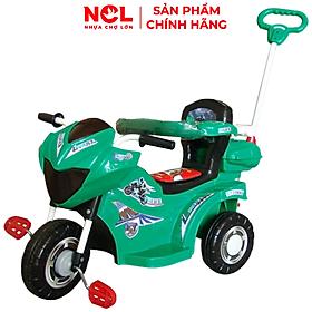 Xe 3 bánh Nhựa Chợ Lớn L9 hình Police K1 - Police K2 - Police K3 ĐKBH (Không nhạc)