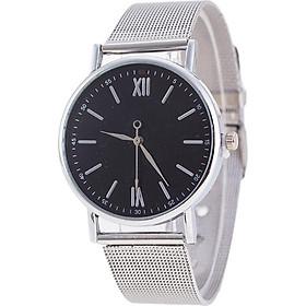 Watches Quartz Watch Fashion Leather Analog Mens Dress