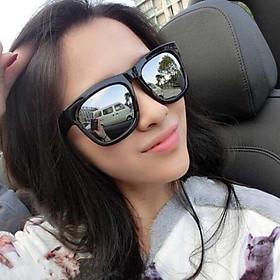 Mắt Kính Vuông Tráng Gương Siêu Hot KM12 Cho Cả Nam Và Nữ