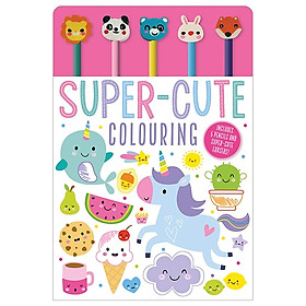 Super-Cute Colouring