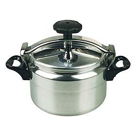 Nồi áp suất đun ga đáy từ 11L size 28cm AG201 dùng được trên cả bếp từ và các bếp khác, màu ngẫu nhiên-hàng chính hãng