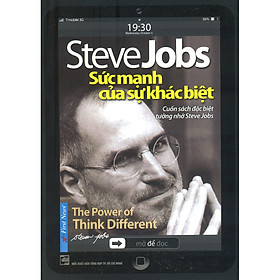 Steve Jobs - Sức Mạnh Của Sự Khác Biệt (The Power of Think Different)