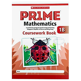 1B Scholastic Pr1Me Mathematics Coursework Book