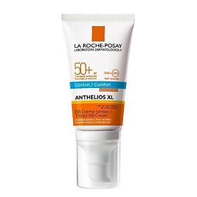 Kem chống nắng La Roche-Posay Anthelios ULTRA Tinted Sunscreen SPF50 + Dành cho Da khô 50ml