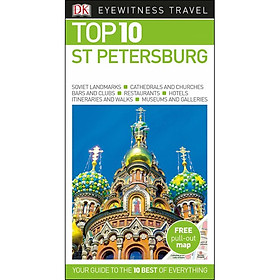 DK Eyewitness Top 10 St Petersburg