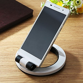 Universal Phone Tablet Stand Small Portable Smartphone Cradle Simple Elegant DockPortable Smartphone Holder Bracket