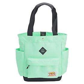Túi Đeo Vai Tote Bags - Lime Stronger Bags S21_4 (37 x 35 cm) - Xanh Bạc Hà