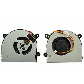 【 Ready Stock 】new Laptop cpu cooling fan for MSI S6000 X600 for CLEVO 7872 C4500 AB6505HX-J03 AB6605HX-J03 6-31-W25HS-100 BS5005HS-U89