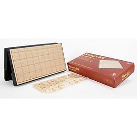 Japan Shogi 25*25*2cm Chess Game Magnetic Foldable Chess Table International Checker Sho-gi Intelligence Game as Gift Toy