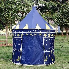 Lều Bóng Hoàng Tử Cho Bé Có Thể Gấp Gọn Khi Không Sử Dụng Giúp Các Bé Trở Thành Hoàng Tử Trong Thế Giới Của Riêng Mình