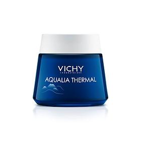 Aqualia Night Spa mặt nạ ngủ cung cấp hydrat hóa mạnh mẽ để lại làn da trông tươi tắn và rạng rỡ vào buổi sáng 75ml - M5962604