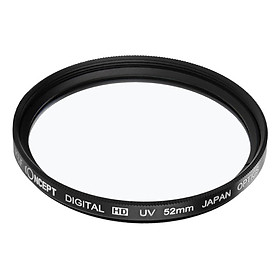 Kính Lọc Concept Filter UV Digital HD - Japan Optic (Size 52mm) - Hàng Nhập Khẩu