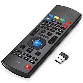 Điều Khiển Không Dây Tích Hợp Bàn Phím Và Chuột TK617 Cho Smart TV / Android Box / TV Dongle / Điện Thoại Thông Minh / Máy Tính Bảng
