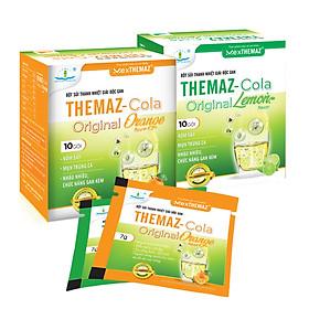 Bột sủi thanh nhiệt giải độc gan Themaz Cola Original
