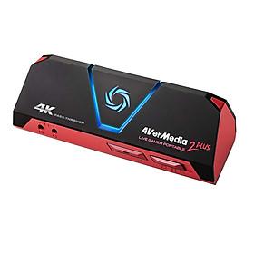 Card Ghi Hình và Livestream Avermedia 2 Plus GC-513 Cho Gamer Độ Phân Giải Ultra HD 4K AnZ - Hàng Chính Hãng