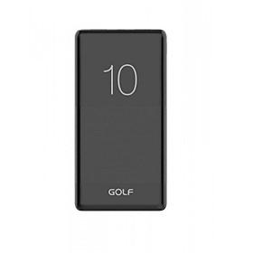 Pin sạc dự phòng 10000mAh Golf CANDY G80 - Hàng chính hãng