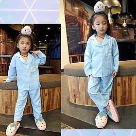 đồ bộ pijama, set bộ bé gái từ 5 đến 14 tuổi 118