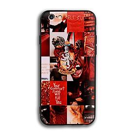 Ốp lưng Harry Potter cho điện thoại Iphone 6 Plus / 6S Plus - Viền TPU dẻo - 02004 7786 HP06 - Hàng Chính Hãng