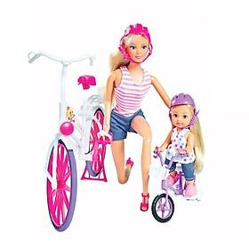 Đồ Chơi Trẻ Em Búp Bê Đạp Xe, Steffi Love Bike Ride 105733045