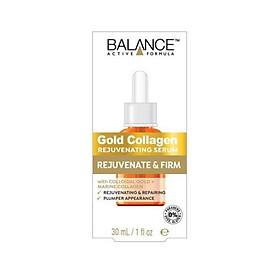 Tinh chất dưỡng  BALANCE GOLD COLLAGEN REJUVENATING SERUM 30ml