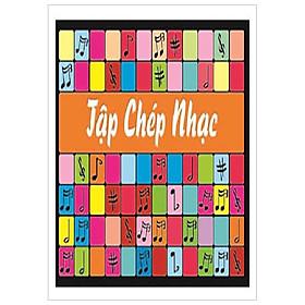 Bộ 3 Tập Chép Nhạc - Khổ Ngang - 32Trang